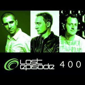 Victor Dinaire  - Lost Episode 400 (Guests Giuseppe Ottaviani & Paul van Dyk) - 02-Jun-2014