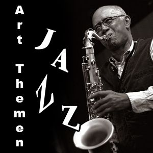 Art  Themen Jazz  Sax Man