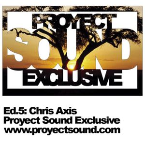 Proyect Sound Exclusive Ed 05 - Chris Axis