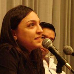 Alejandra Blanco, jefa de gabinete de la Secretaría de Cultura de la Nación