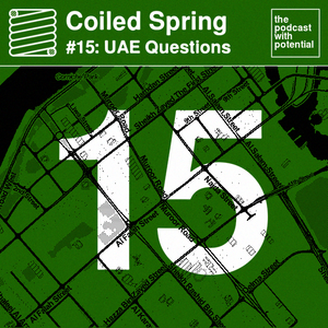 Coiled Spring Episode 15: UAE Questions with Cassie Destino