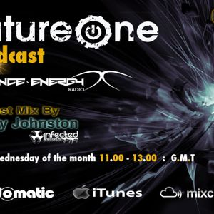 Future One Trance Energy Radio Podcast 003 (Guest Mix By Rory Johnston)