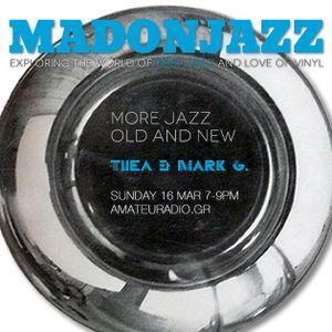 MADONJAZZ - Jazz Old & New