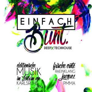 Einfach Bunt #1 - mixed by Jacquez