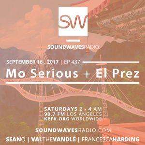 Episode 437 - Mo Serious & El Prez - September 16, 2017