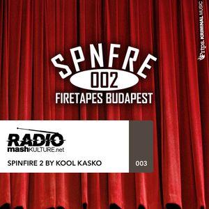 Spinfire Mixtape Vol.Two