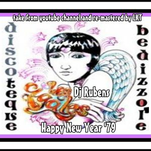 LES CIGALES HAPPY NEW YEAR '79 DJ RUBENS