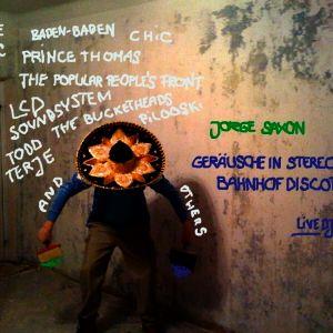 Jorge Saxon - Geräusche in Stereo Bahnhof Discothek! (Live Dj Mix)