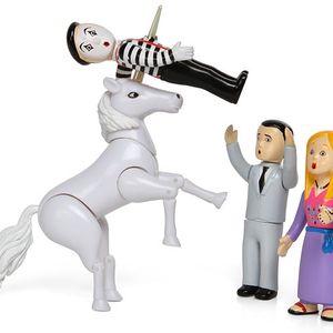 Unicorns in Beastmode