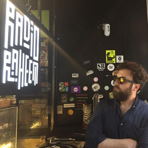 Dargen D'Amico @Radio Raheem Milano
