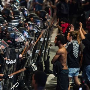 Charlotte Police: 70% of Rioters Arrested are Out of State 'Instigators'   9-24-2016 Podcast