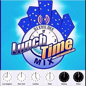 THE LUNCHTIME MIX 11/24/17 !!! (BLACK FRIDAY SHOW) (HIP HOP & R&B)