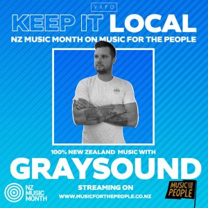 with Graysound - KEEP IT LOCAL