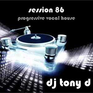 Session 86 - Progressive Vocal House