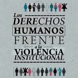 Lucas Ciarniello, coautor del manual de violencia institucional