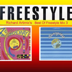Richard Artimix's Best Of 80's Freestyle Mix 3