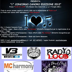 I LOVE MUSIC 04052012 parte 1