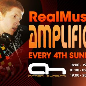 Andrew Parsons - RealMusic AMPlified 010 on ah.fm 11-27-11