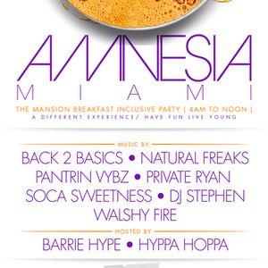 Amnesia Miami MANSION Breakfast Party (Miami Carnival)