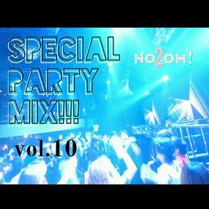 Special Party MIX!!! vol,10 DJ no2om! All Genre Set
