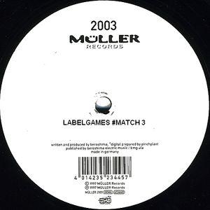 Match #3 /// Müller Records