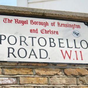 Portobello Radio .Ep.1. Hosts Chris Sullivan and Piers Thomson with guest Paul' Dizzy' Saunders