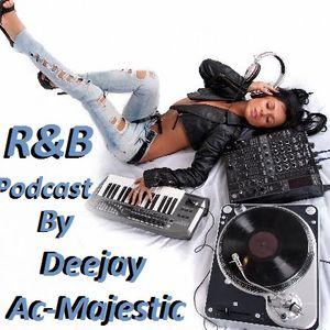 Dj Ac-Majestic mix live 90's R&b