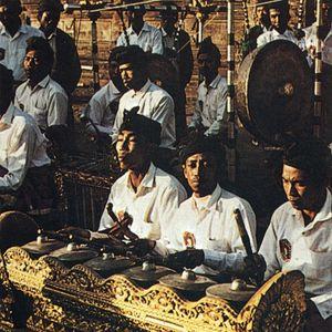 Musique pour le Gong Gédé | Bali