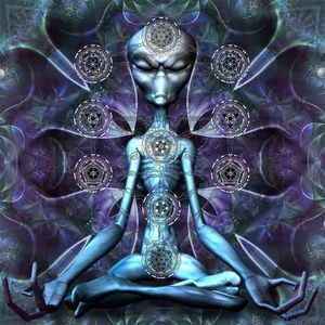 Heavy Psychedelic Trance Mix - October 2012