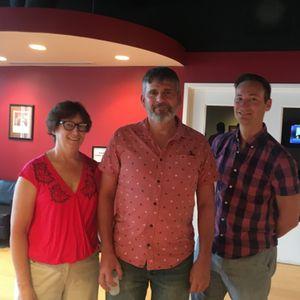 "Embracing Arlington Arts Welcomes Arlington Band ""The Walkaways"" to the Radio Show (8/28/18)"