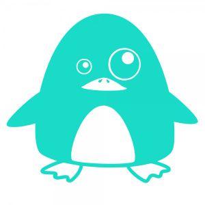 Pinguin Eins