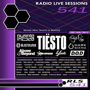 Radio Live Sessions 541 (16/Sep/2017)