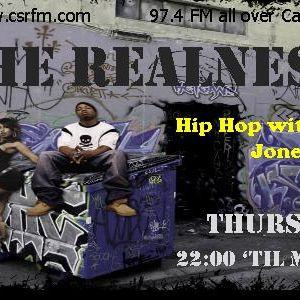 The Realness 17/11/11 Hub Radio 1449am Bristol