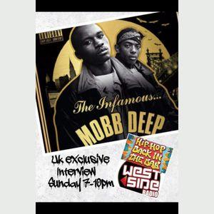 Mobb Deep Interview - Dj Drez - Westside 89.6fm