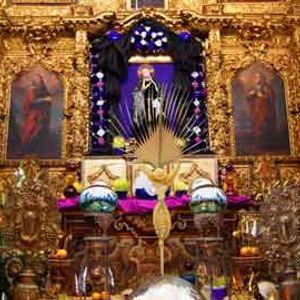 El altar de Dolores