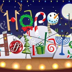 Hanukkah Holidays EDM Music 2015 Part1 Hanukkah Christmas Party Tomer Aaron mix