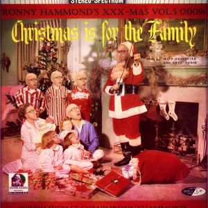 XXX-MasS Vol.5 (2009) ''A Muppet Family Christmas'' (best Xmas Mixtapes 4 a most FUNKY Christmas !!)