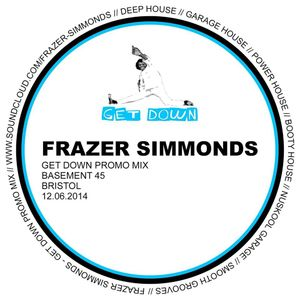 GET DOWN PRESENTS AMY BECKER! PROMO MIX BY FRAZER
