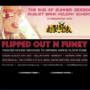 Flipped Out & Funky Summer 2003 House Mix Part 2