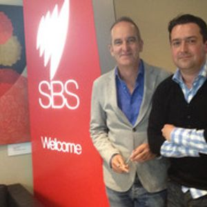 Kevin McCloud meets SBS Radio