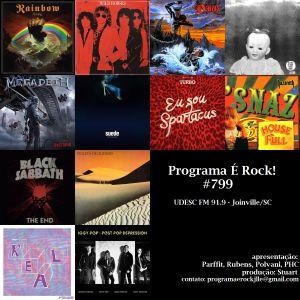 #799 Programa É Rock Jlle - UDESC FM 91.9 2016.01jan.30