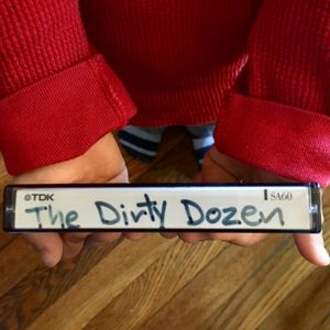 Kevin Keith & The Dirty Dozen 105.9 WNWK February 26, 1994
