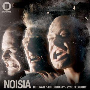 Detonate Birthday Warm Up Mix