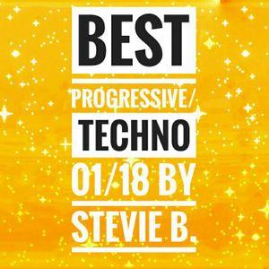 Best Progressive / Techno Mix 01/18