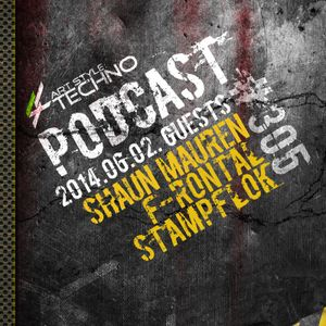 Art Style: Techno | Podcast #305 [Part 2] :  F-Rontal