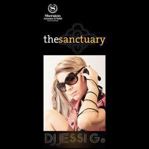DJ JESSICA SHELL - Live recording @ The Sanctuary, Sheraton, Amman, Jordan 2011