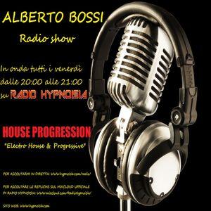 House Progression - Alberto Bossi - 09.03.2012