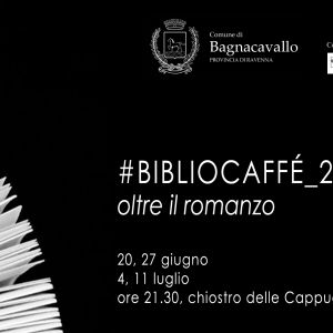 Bibliocaffe' 2016 - 27 giugno -  Antonio Bendini e Gianluca Morozzi