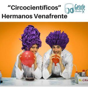 """""""Circocientíficos"""" Hermanos Venafrente"""