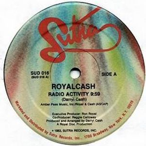 Radio Activity - Royal Cash